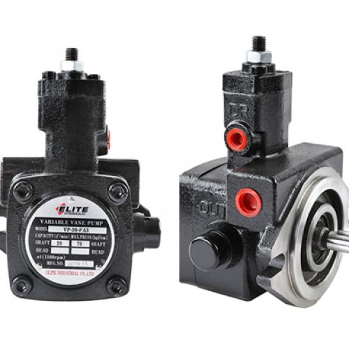 ELITE艾利特可变容量叶片泵VP-08、12、15、20