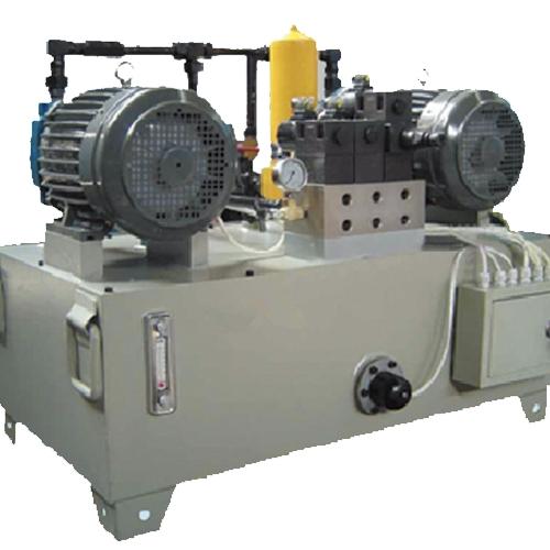立式发泡机液压站