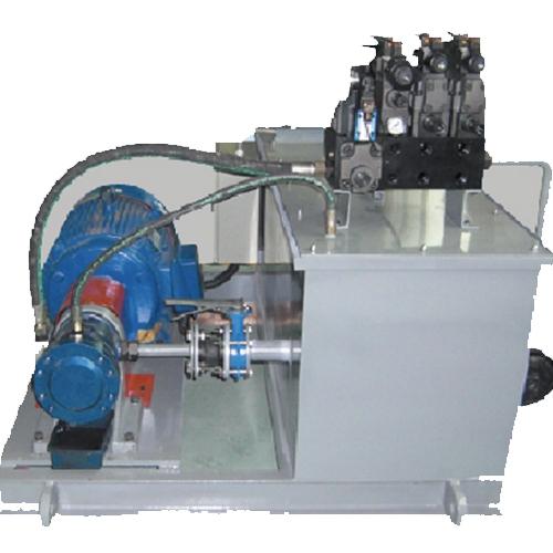 制砖机液压站