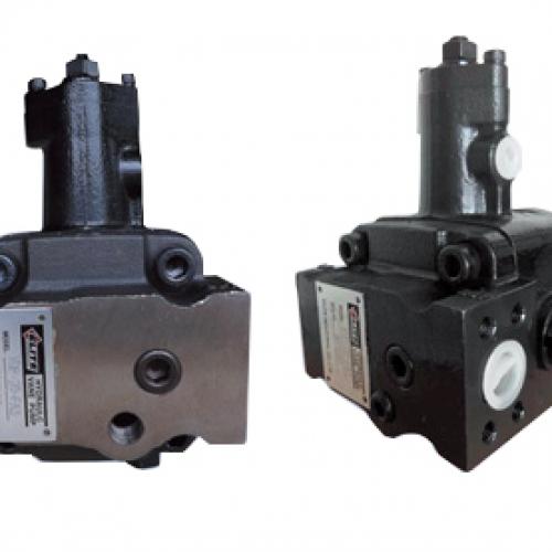ELITE艾利特可变容量叶片油泵VDPF15、30