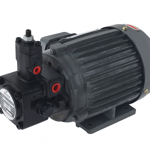 ELITE艾利特电机泵组1HP+VP-15