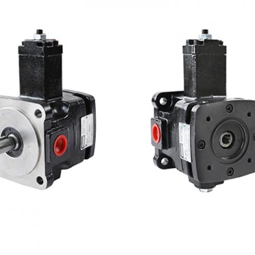 ELITE艾利特可变容量叶片油泵+齿轮油泵VP-23,26,30,40-G