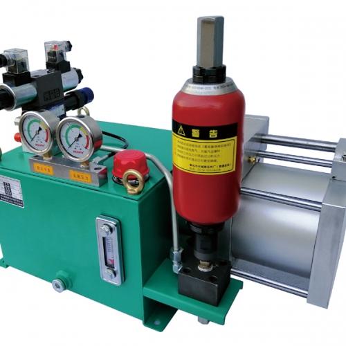 机床、工装夹具专用气液转换液压站