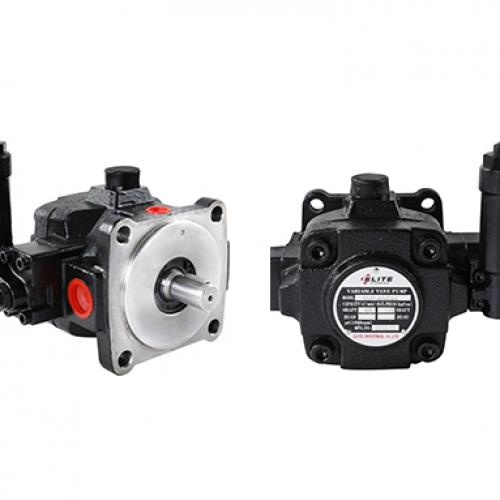 ELITE艾利特中压可变容量叶片泵HVP-30、HVP-40